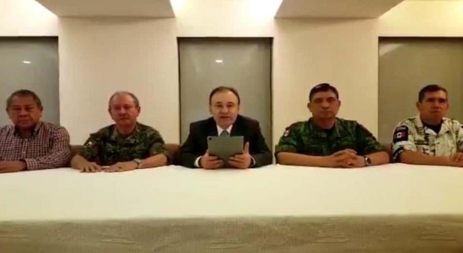 Confirma secretario Durazo detención de Ovidio Guzmán