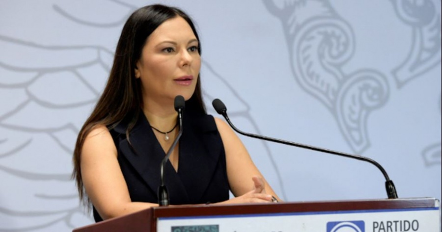 Propone Laura Rojas crear Cámara de Diputadas y Diputados así como Cámara de Senadoras y Senadores