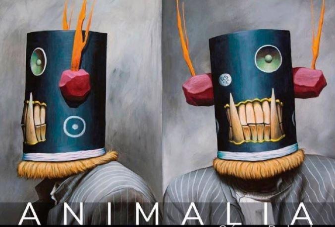 """Animalia"" la exposición multicultural de César Polack"