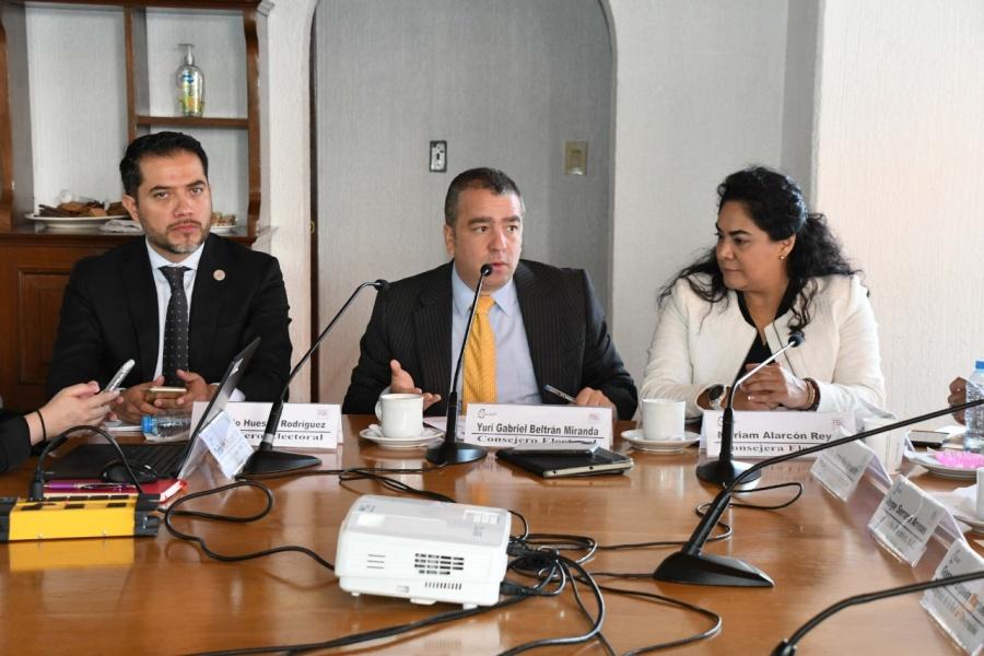 Se prevé en marzo próximo una votación disputada en la CDMX
