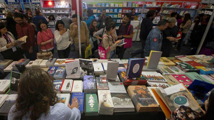 Otorgan a la Feria del Libro de Guadalajara el Premio Princesa de Asturias