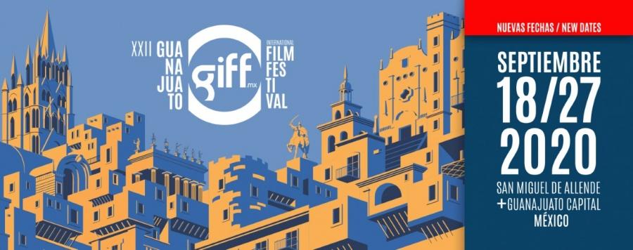 De julio a septiembre, aplazan el Festival Internacional de Cine de Guanajuato