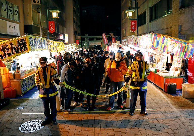 Tokio solicitó al gobierno japonés declarar estado de emergencia por Covid-19