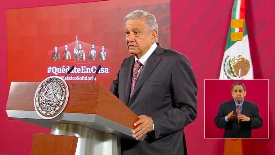Alistan nuevo grupo AntiAMLO informa López Obrador