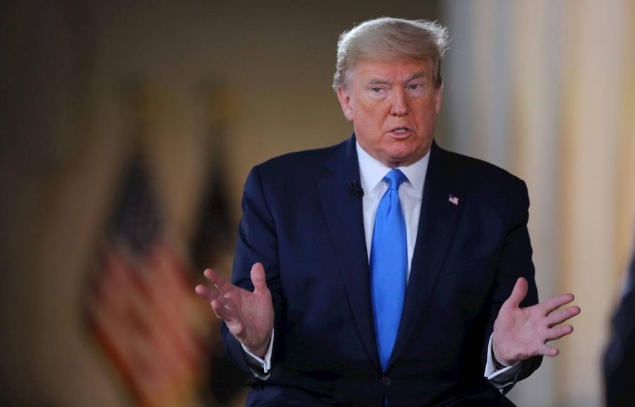 """""""¡Con menos pruebas mostraríamos menos casos!"""": Donald Trump"""
