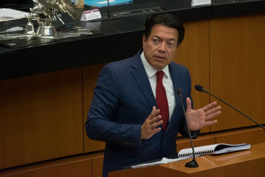 Saldrán por unanimidad leyes secundarias de Guardia Nacional: Delgado Carrillo