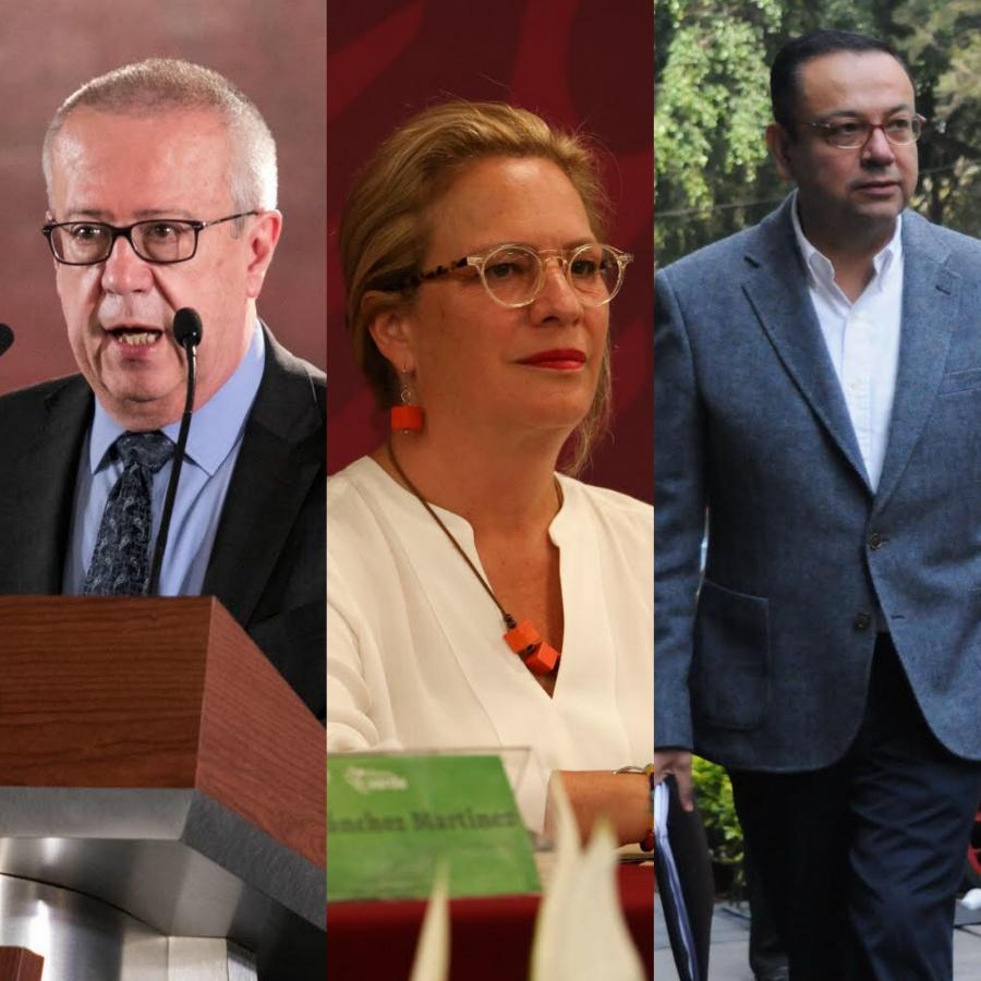A siete meses de Gobierno, siete funcionarios han dejado el Gabinete