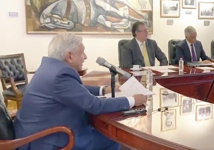 AMLO plantea al G20 propuestas para cooperación internacional