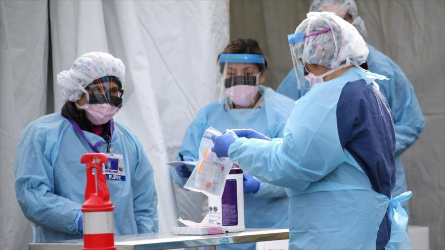 OMS dice que suman 181 mil 938 muertos en el mundo por COVID-19