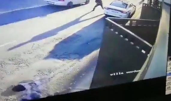 Policía de la CDMX repele agresión de ladrones de casas