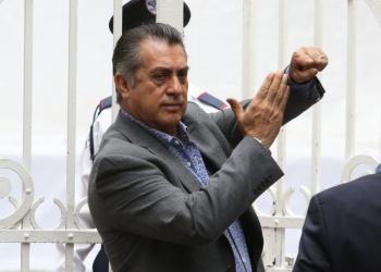 Bronco tendrá que realizarse prueba de Covid por contacto con gobernador de Tamaulipas
