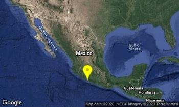Tiembla en Guerrero; se sintió en CDMX