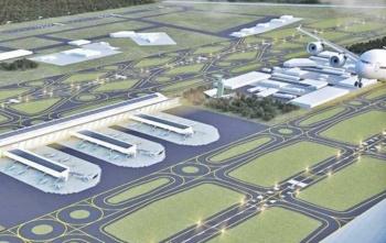 Rechaza SCT que estén en riesgo obras de aeropuerto de Santa Lucía