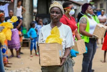 Nigeria destina sus recursos humanos a la lucha contra Covid-19