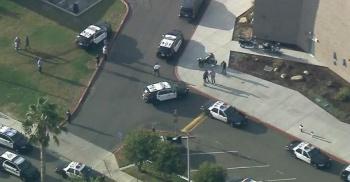 Detienen al sospechoso del tiroteo en escuela de California