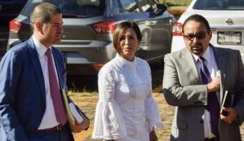 Suspensión definitiva contra prisión preventiva para Rosario Robles