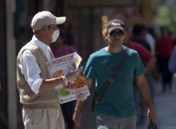 Nuevo León hace obligatorio el uso de cubrebocas en público