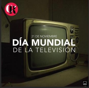 ¿Por qué el 21 de noviembre se conmemora el Día Mundial de la Televisión?