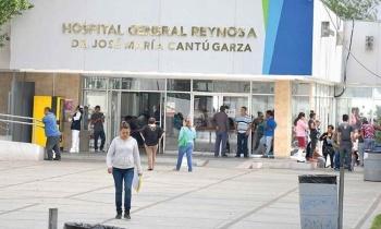 Detectan brote de Covid en Hospital General de Reynosa