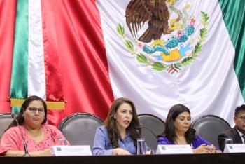 Con la modificación de tres leyes en materia marítima, México tendrá mayor certidumbre y seguridad en sus puertos: Legisladoras