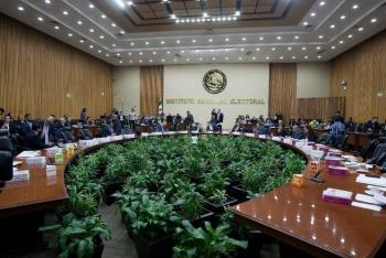 Presenta INE acción de inconstitucionalidad contra la Ley Bonilla