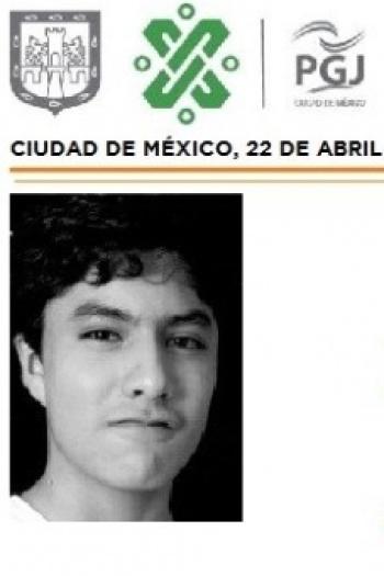 Activan Alerta Amber para localizar a menor desaparecido en Azcapotzalco