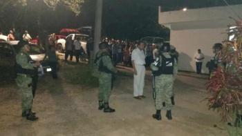 Liberan a 16 elementos de la Guardia Nacional retenidos por pobladores en Guerrero