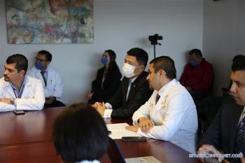 Demandan UNAM y Academias equipo necesario para protección de personal de salud