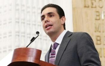 Reconoce Partido Verde a Suárez del Real como nuevo secretario de gobierno de la CDMX