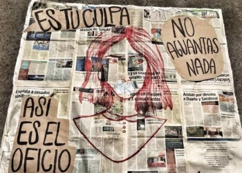 #MeTooPeriodistasMexicanos denuncia acoso contra la mujer en medios de comunicación