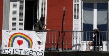España registra la cifra más baja de muertos por COVID-19 en un día