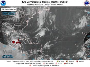 Temporada de Huracanes en el Atlántico será más activa de lo normal