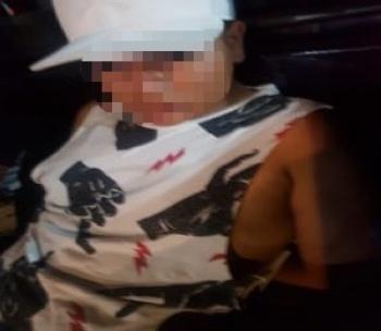 Detienen a tres sujetos por portación de arma de fuego en la Cuauhtémoc