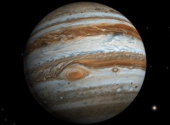 Descubren exoplaneta 13 veces mayor a Júpiter