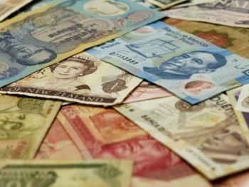 Tipo de cambio en México y otros países