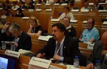 Trabajadores deben adaptarse a nuevas modalidades laborales: Gómez Urrutia