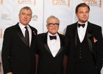 De Niro y DiCaprio, protagonizarán nuevo filme de Martin Scorsese