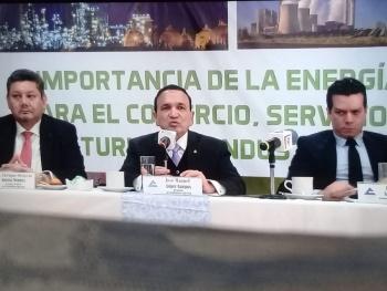 Con un abasto de energía en todas las regiones se alcanzarán las metas de crecimiento: López Campos