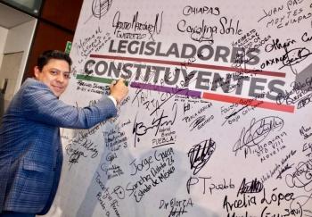 La unidad hará posible la transformación de México: Gallardo Cardona