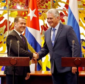 Nombran a Miguel Díaz-Canel Presidente de Cuba