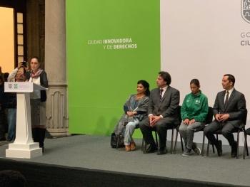 GobCDMX presenta la Olimpiada Comunitaria 2019