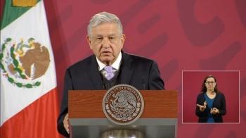 Hasta que culmine proceso electoral, AMLO felicitará a triunfador de presidencia en EE.UU.
