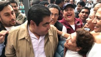 Los secretarios tendrán audiencia pública cada martes, anuncia Miguel Barbosa