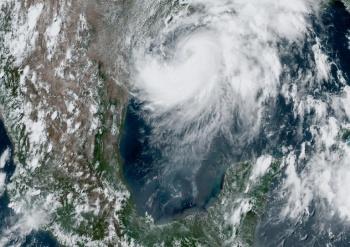 Conagua y CNPC previenen la llegada del ciclón tropical Hanna