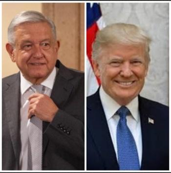 AMLO y Trump visitarán monumento a Benito Juárez en Washington