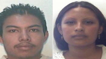 Identifican a dos responsables del caso Fátima