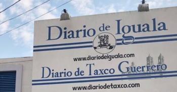 Ataque armado en las instalaciones de Diario de Iguala