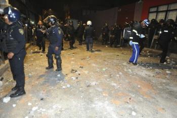 Milpa Alta: Policías se enfrentan con habitantes que iban a linchar a una persona