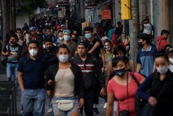 Ascienden a cinco las entidades en semáforo rojo, anuncia Salud
