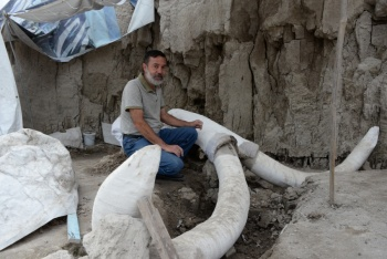 Descubren en Tultepec primeras trampas de mamut